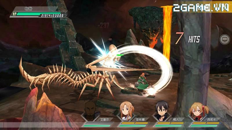 Sword Art Online – Black Swordsman: Tuyệt phẩm JPRG sống dậy trên nền tảng Mobile 3