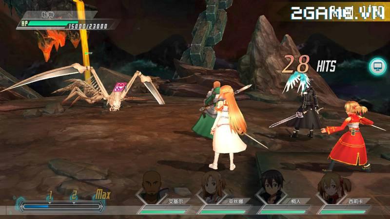 Sword Art Online – Black Swordsman: Tuyệt phẩm JPRG sống dậy trên nền tảng Mobile 4