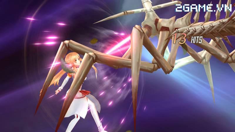 Sword Art Online – Black Swordsman: Tuyệt phẩm JPRG sống dậy trên nền tảng Mobile 5