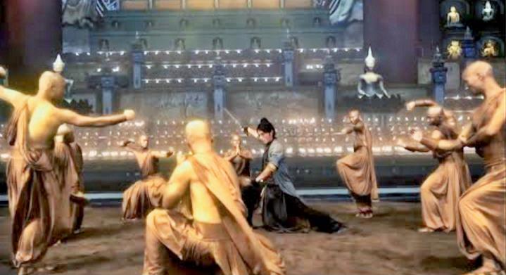 Độc Cô Cửu Kiếm Mobile - Vô Tự Thiên Thư: Võ công thần bí và thất truyền của Thiếu Lâm Tự 4