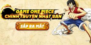 """Hải Tặc Báo Thù – Hé lộ game One Piece """"chính truyện Nhật Bản"""" chắc chắn sẽ khiến fan thích mê"""