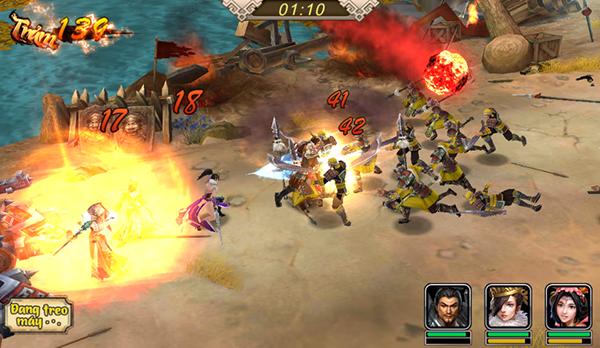 Long Tướng 3D tung intro hoành tráng hé lộ ngày tải game 9