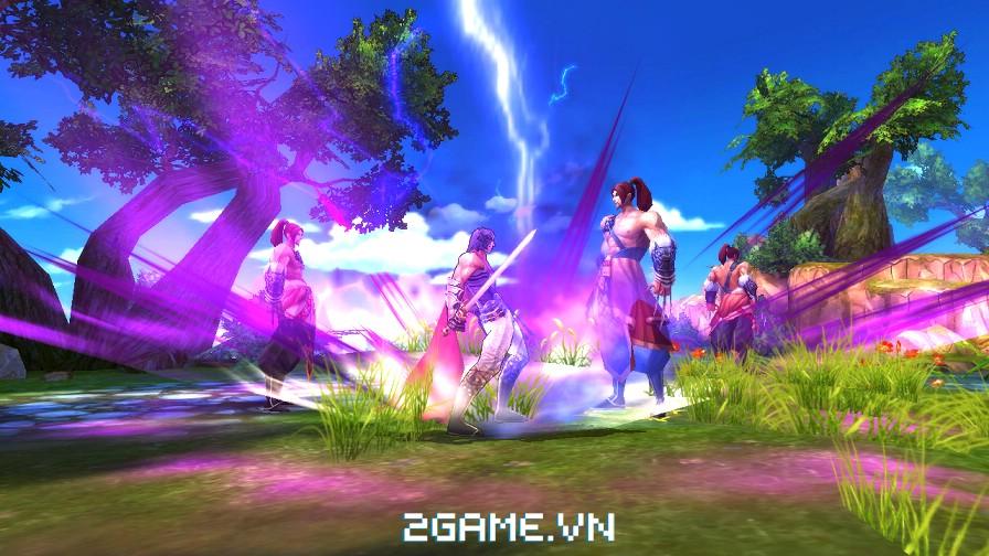 Vì sao Phong Vân 3D Mobile lại được nhiều game thủ mong chờ? 3