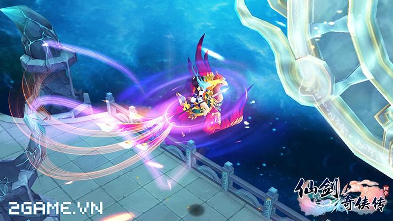 Tiên Kiếm Kỳ Hiệp Truyện 3D - Game mobile phong cách chibi chất lượng cao 4