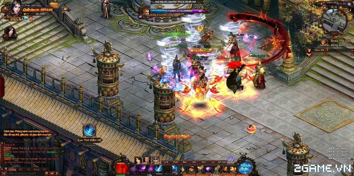 VTC GAME xác nhận sẽ phát hành Diệp Vấn Online ngay trong tháng 5 4