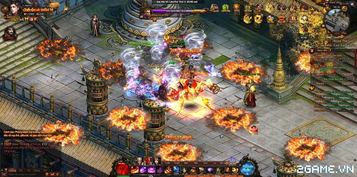 VTC GAME xác nhận sẽ phát hành Diệp Vấn Online ngay trong tháng 5 5
