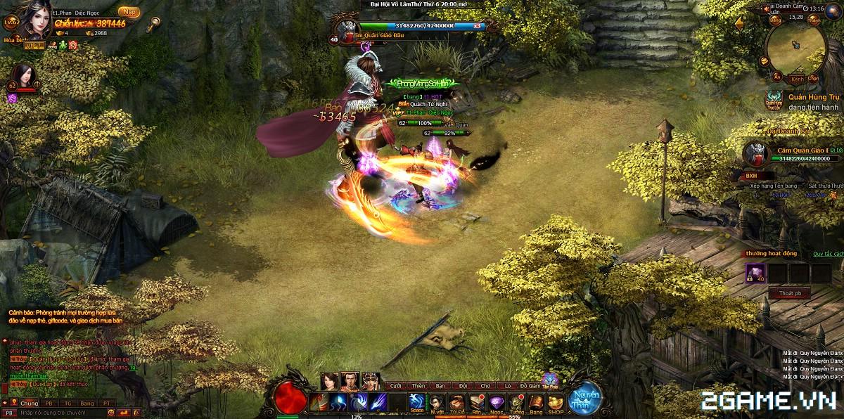 VTC GAME xác nhận sẽ phát hành Diệp Vấn Online ngay trong tháng 5 6