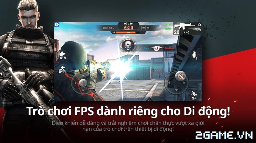 Final Shot - Sẵn sàng chiến bản Việt hoá của tân binh FPS đầy triển vọng nhà Netmarble 1