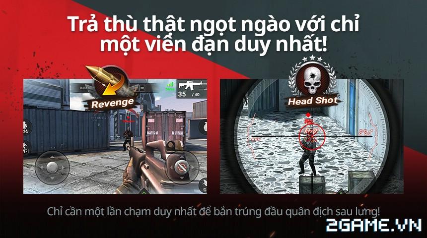 Final Shot - Sẵn sàng chiến bản Việt hoá của tân binh FPS đầy triển vọng nhà Netmarble 3