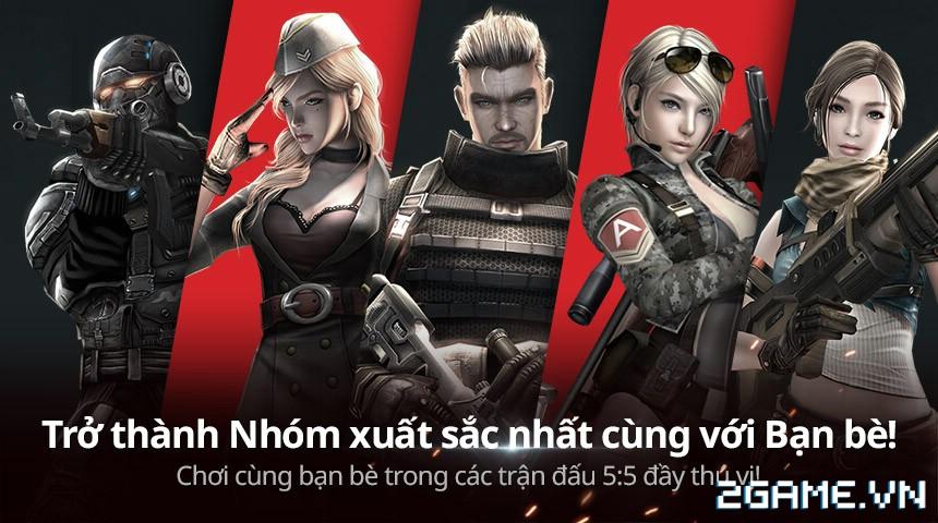 Final Shot - Sẵn sàng chiến bản Việt hoá của tân binh FPS đầy triển vọng nhà Netmarble 4