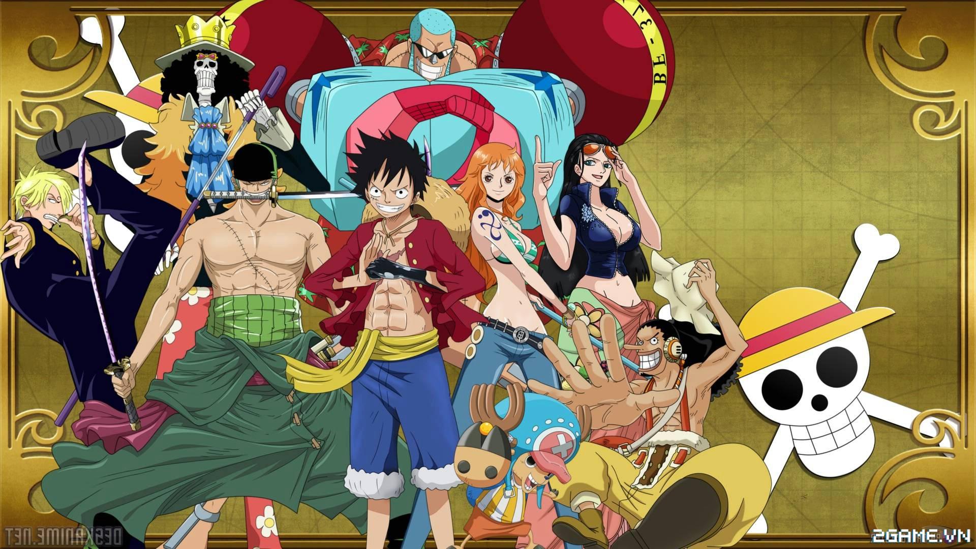 """Hải Tặc Báo Thù - 3 điều không thể không có để làm nên tựa game """"chuẩn"""" One Piece 0"""