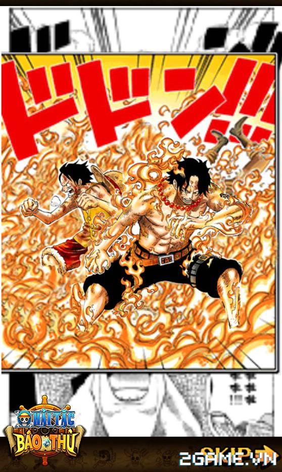 """Hải Tặc Báo Thù - 3 điều không thể không có để làm nên tựa game """"chuẩn"""" One Piece 1"""