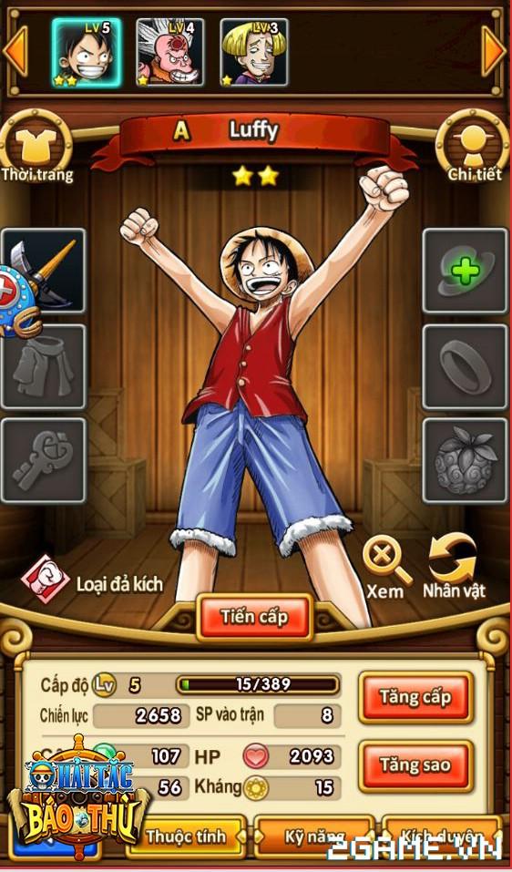 """Hải Tặc Báo Thù - 3 điều không thể không có để làm nên tựa game """"chuẩn"""" One Piece 2"""