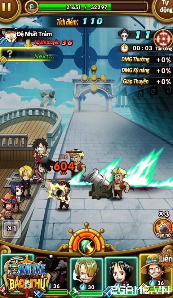 """Hải Tặc Báo Thù - 3 điều không thể không có để làm nên tựa game """"chuẩn"""" One Piece 3"""