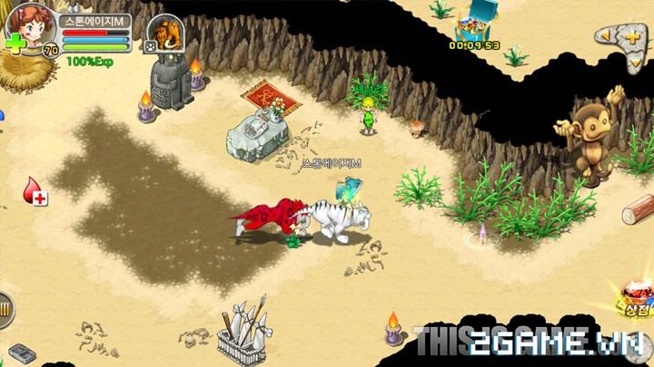 StoneAge Mobile - Siêu phẩm MMORPG của