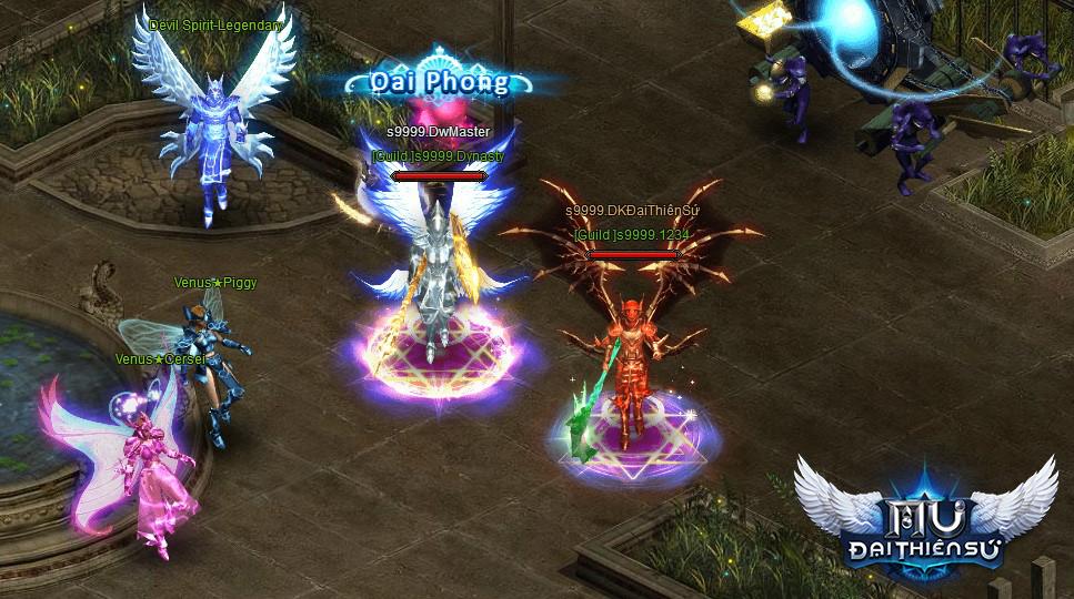 MU Đại Thiên Sứ khiến game thủ bị choáng với một loạt tính năng mới 2