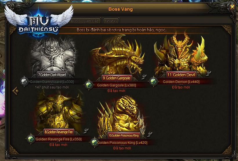 MU Đại Thiên Sứ khiến game thủ bị choáng với một loạt tính năng mới 3