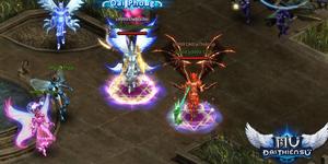 MU Đại Thiên Sứ khiến game thủ bị choáng với một loạt tính năng mới