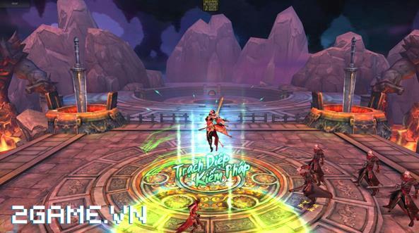 Phong Vân 3D - Tái hiện hành trình Phong Vân qua các hoạt động trong game 5