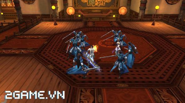 Phong Vân 3D - Tái hiện hành trình Phong Vân qua các hoạt động trong game 0