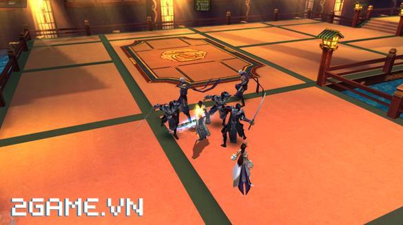 Phong Vân 3D - Tái hiện hành trình Phong Vân qua các hoạt động trong game 2