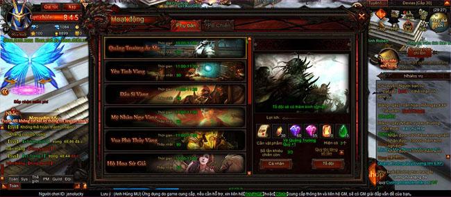 Anh Hùng MU - Cày đêm, món ngon khó cưỡng của game thủ 2