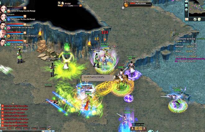 Chinh Đồ Mobile - Game thủ sung sướng vật vã khi săn Boss Hoàng Kim, ăn được 10 triệu Exp 0