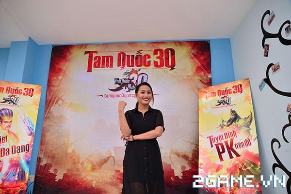 Tam Quốc 3Q - Hỗn loạn xảy ra tại casting tuyển đại sứ của VTC Game 9