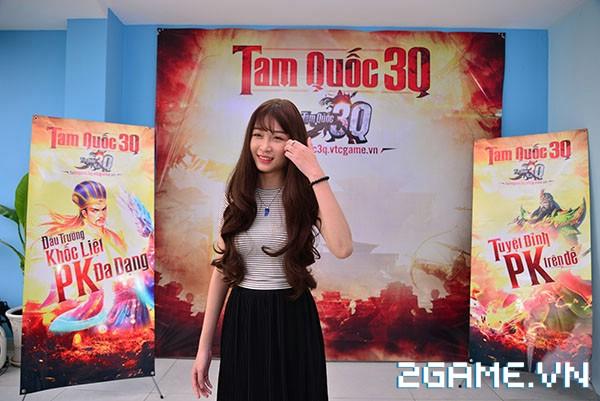 Tam Quốc 3Q - Hỗn loạn xảy ra tại casting tuyển đại sứ của VTC Game 10