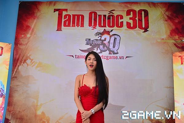 Tam Quốc 3Q - Hỗn loạn xảy ra tại casting tuyển đại sứ của VTC Game 11