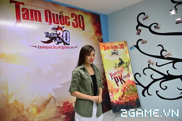 Tam Quốc 3Q - Hỗn loạn xảy ra tại casting tuyển đại sứ của VTC Game 3