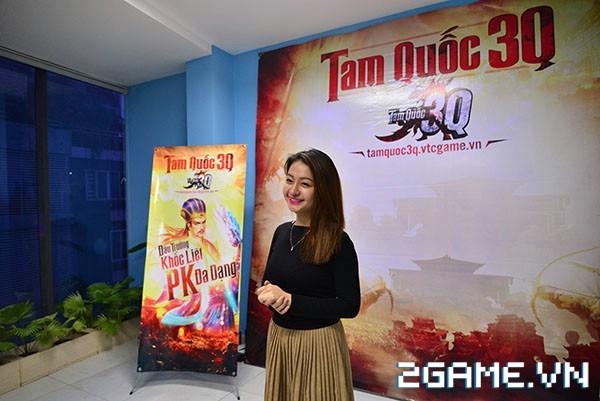 Tam Quốc 3Q - Hỗn loạn xảy ra tại casting tuyển đại sứ của VTC Game 4