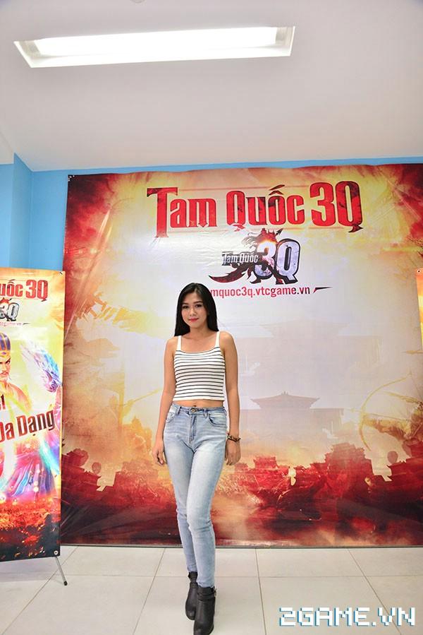 Tam Quốc 3Q - Hỗn loạn xảy ra tại casting tuyển đại sứ của VTC Game 5