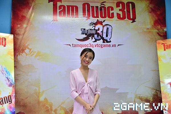 Tam Quốc 3Q - Hỗn loạn xảy ra tại casting tuyển đại sứ của VTC Game 6