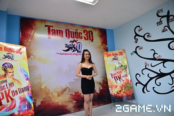 Tam Quốc 3Q - Hỗn loạn xảy ra tại casting tuyển đại sứ của VTC Game 7