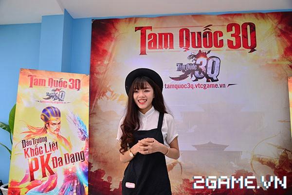 Tam Quốc 3Q - Hỗn loạn xảy ra tại casting tuyển đại sứ của VTC Game 8