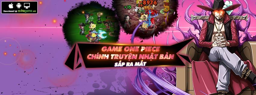 Hải Tặc Báo Thù - Đây sẽ là tựa game đầu tiên tái hiện nguyên bản nội dung One Piece? 0