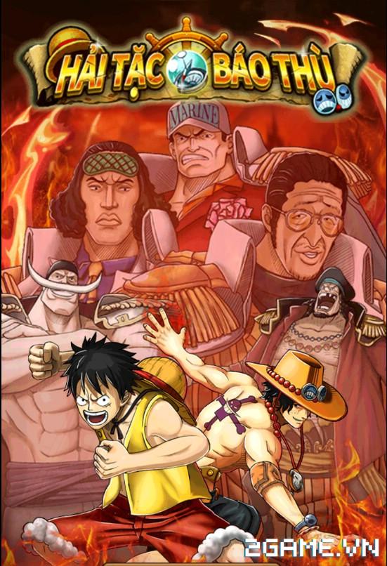 Hải Tặc Báo Thù - Đây sẽ là tựa game đầu tiên tái hiện nguyên bản nội dung One Piece? 1