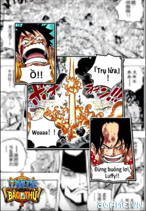 Hải Tặc Báo Thù - Đây sẽ là tựa game đầu tiên tái hiện nguyên bản nội dung One Piece? 2