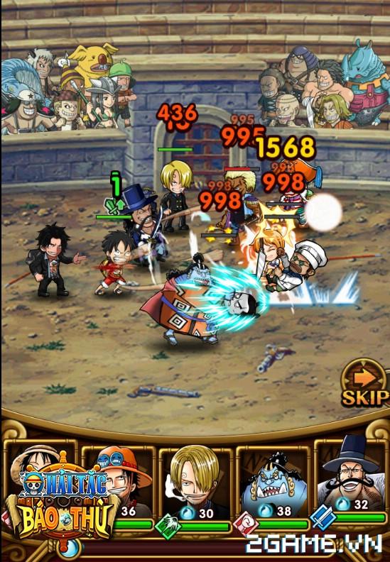 Hải Tặc Báo Thù - Đây sẽ là tựa game đầu tiên tái hiện nguyên bản nội dung One Piece? 3