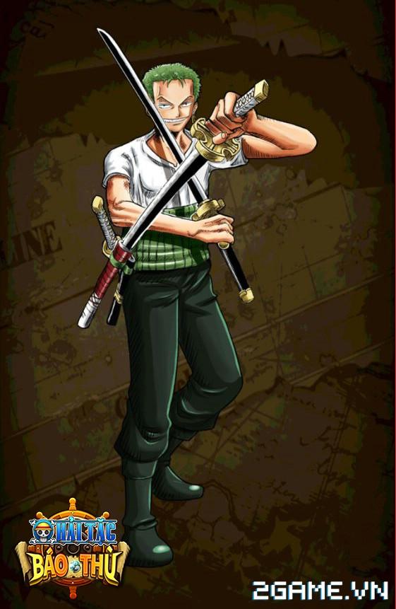 Hải Tặc Báo Thù - Đây sẽ là tựa game đầu tiên tái hiện nguyên bản nội dung One Piece? 4