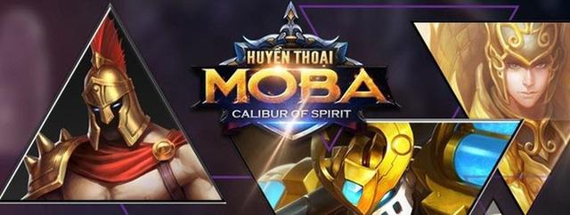 Tặng 505 giftcode game Huyền Thoại MOBA nhân dịp open beta 0
