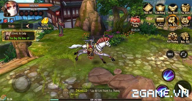 Phong Vân 3D - Nhiều game thủ bày tỏ sự hài lòng với game khi được chạm tay vào chơi 1