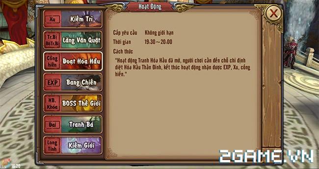Phong Vân 3D - Nhiều game thủ bày tỏ sự hài lòng với game khi được chạm tay vào chơi 4