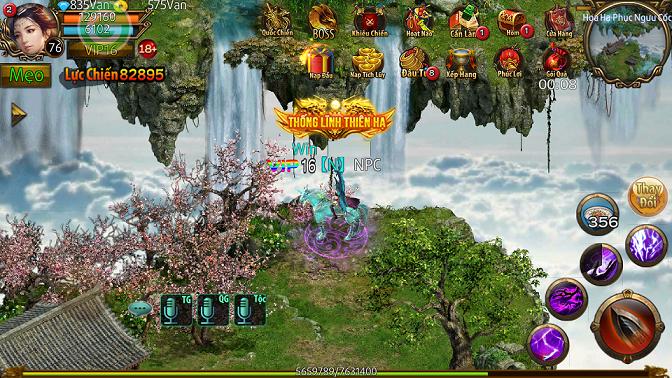 Quốc Chiến Truyền Kỳ - Tựa game làm sống dậy kí ức Chinh Đồ, Võ Lâm 1