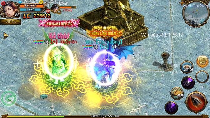 Quốc Chiến Truyền Kỳ - Tựa game làm sống dậy kí ức Chinh Đồ, Võ Lâm 6