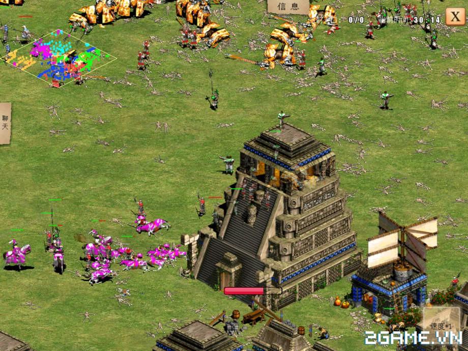Chỉ Tiêm Đế Quốc - Phiên bản mobile của tựa game huyền thoại AOE 9
