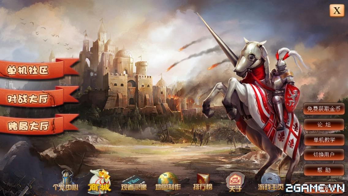 Chỉ Tiêm Đế Quốc - Phiên bản mobile của tựa game huyền thoại AOE 0