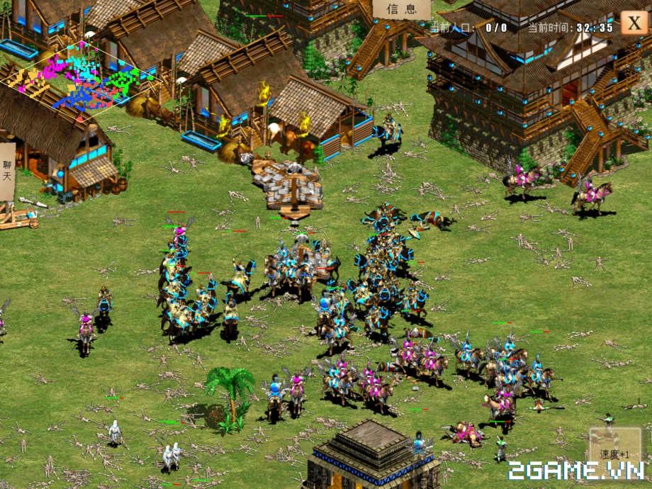 Chỉ Tiêm Đế Quốc - Phiên bản mobile của tựa game huyền thoại AOE 5