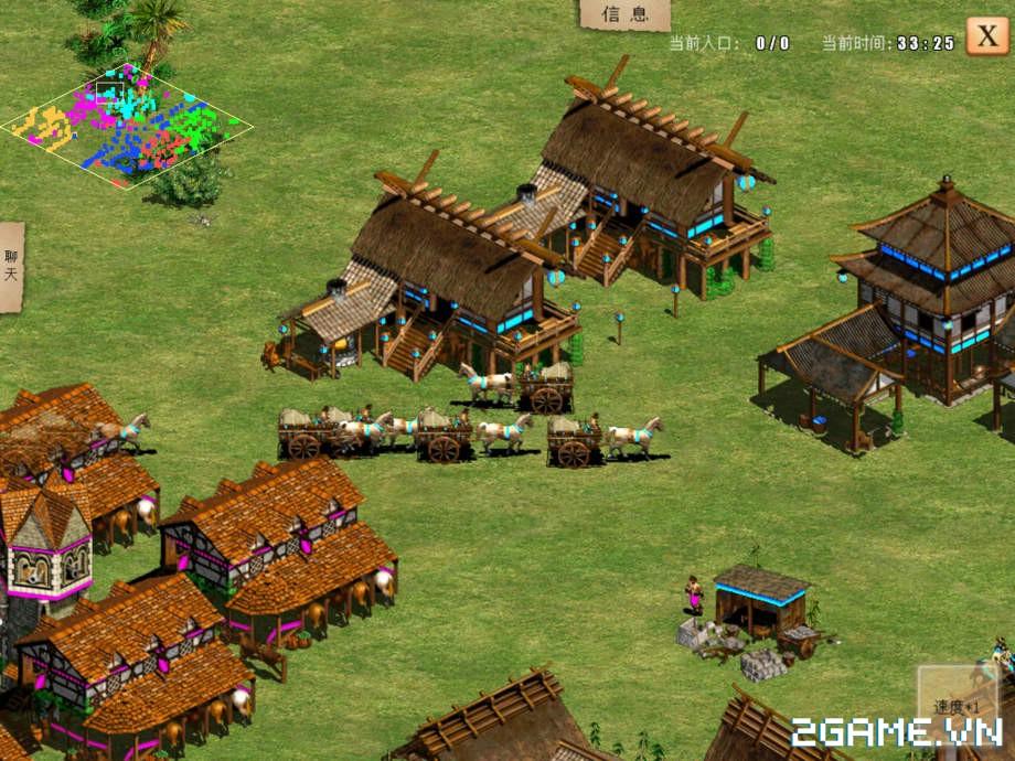 Chỉ Tiêm Đế Quốc - Phiên bản mobile của tựa game huyền thoại AOE 6